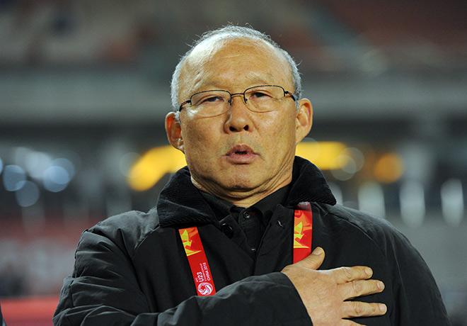 HLV Park Hang Seo vẫn dẫn dắt U23 Việt Nam dự SEA Games 2019 - 2