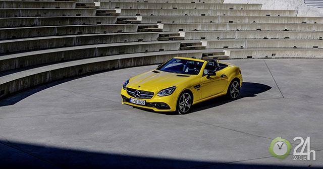 Mercedes-Benz SLC Final Edition - Lời tạm biệt của dòng mui trần mang tính biểu tượng