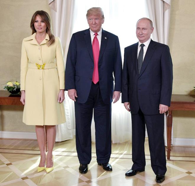 Phu nhân Tổng thống Mỹ sành hàng hiệu nhất thế giới: 1 chiếc áo cũng 1,2 tỷ đồng - 9