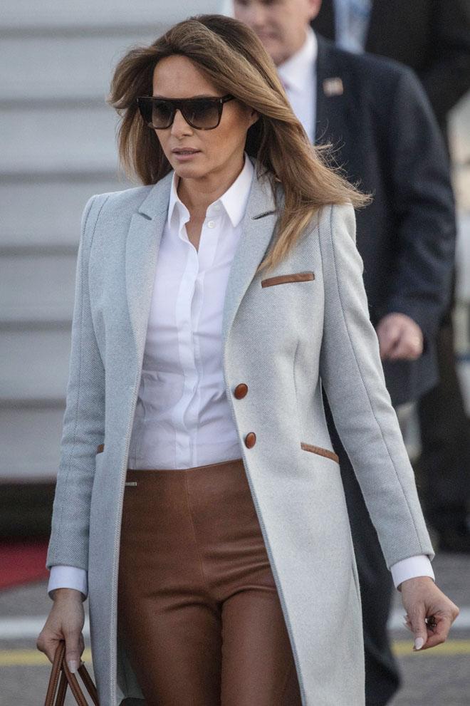Phu nhân Tổng thống Mỹ sành hàng hiệu nhất thế giới: 1 chiếc áo cũng 1,2 tỷ đồng - 8
