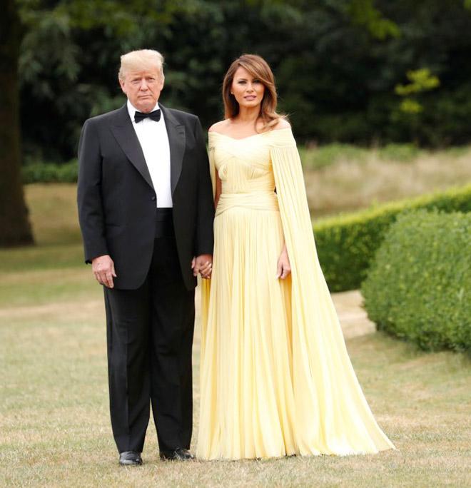 Phu nhân Tổng thống Mỹ sành hàng hiệu nhất thế giới: 1 chiếc áo cũng 1,2 tỷ đồng - 7