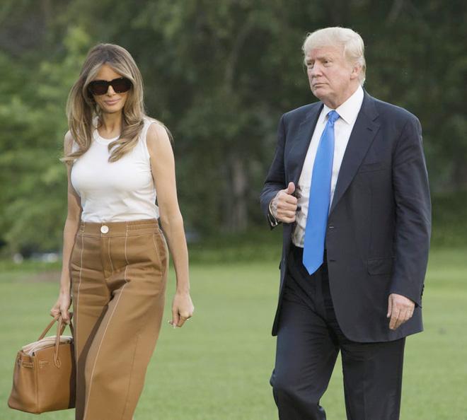 Phu nhân Tổng thống Mỹ sành hàng hiệu nhất thế giới: 1 chiếc áo cũng 1,2 tỷ đồng - 3
