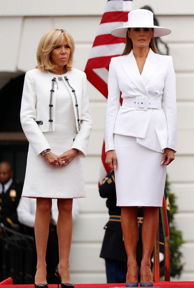 Phu nhân Tổng thống Mỹ sành hàng hiệu nhất thế giới: 1 chiếc áo cũng 1,2 tỷ đồng - 10