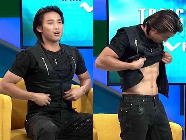 Đan Nguyên tiết lộ lý do thường mặc áo sơ mi, vest phanh ngực dù từng gặp sự cố - 4
