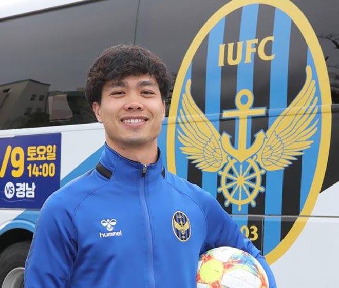 Công Phượng ghi bàn: HLV Incheon nói điều bất ngờ, so sánh với Ronaldo - 1