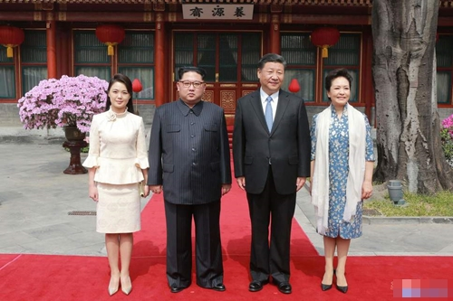 """Vì sao phu nhân ông Kim Jong-un là """"biểu tượng thời trang Triều Tiên""""? - 5"""