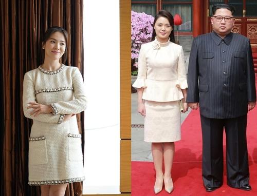 """Vì sao phu nhân ông Kim Jong-un là """"biểu tượng thời trang Triều Tiên""""? - 3"""