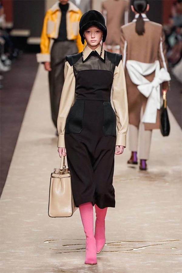 Tuyệt tác cuối cùng của Karl Lagerfeld cho Fendi - 5
