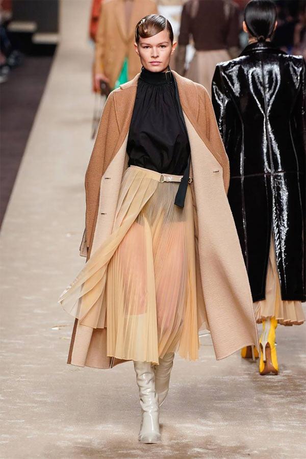 Tuyệt tác cuối cùng của Karl Lagerfeld cho Fendi - 9