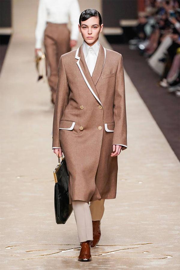 Tuyệt tác cuối cùng của Karl Lagerfeld cho Fendi - 2