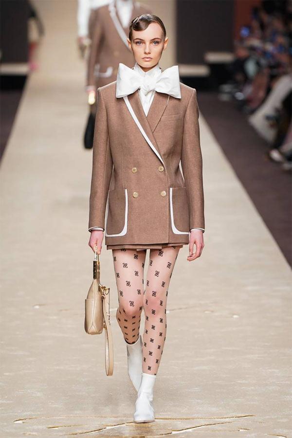 Tuyệt tác cuối cùng của Karl Lagerfeld cho Fendi - 3