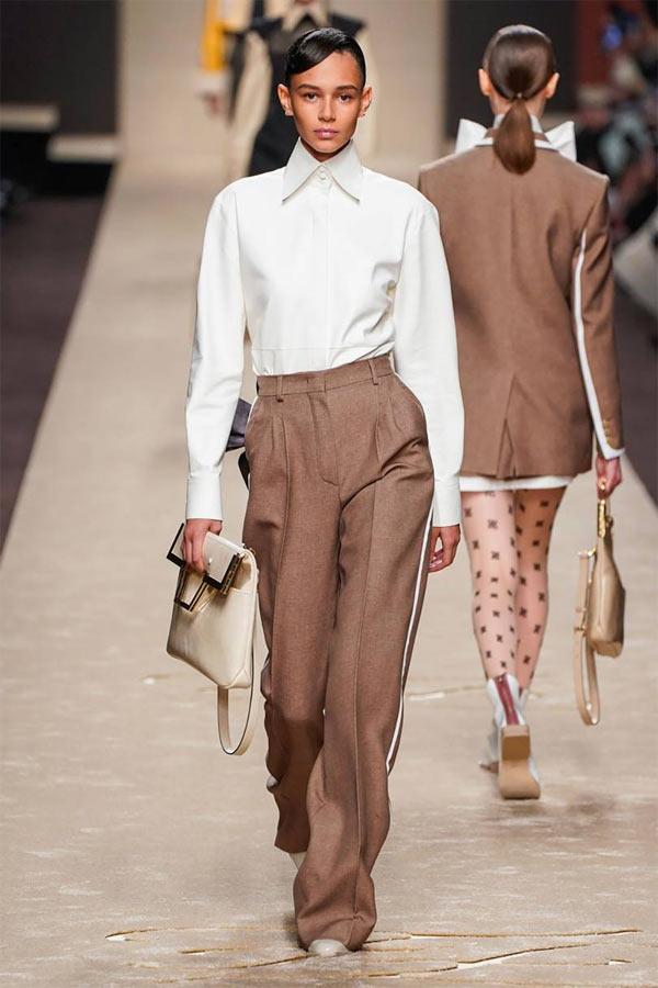 Tuyệt tác cuối cùng của Karl Lagerfeld cho Fendi - 4