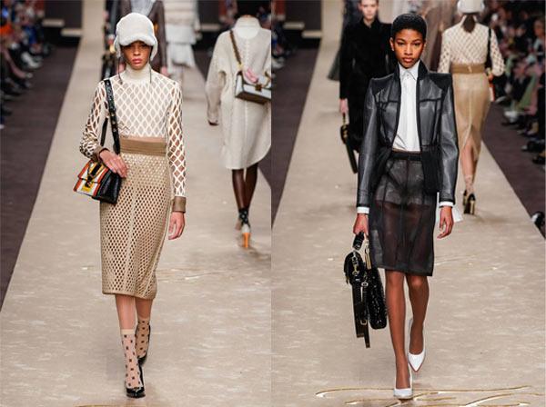 Tuyệt tác cuối cùng của Karl Lagerfeld cho Fendi - 12