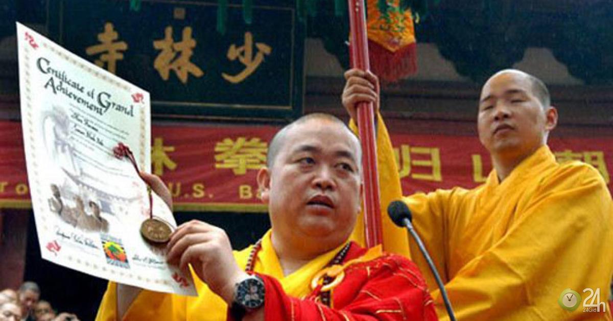 Phương trượng Thiếu Lâm không có võ, mê sắc: Kết quả bất ngờ