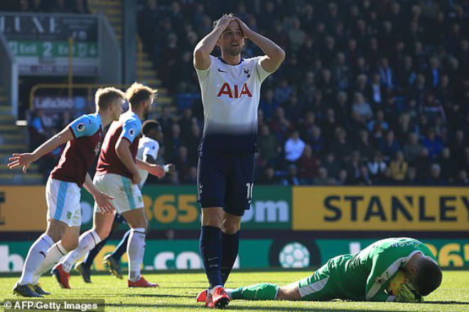 """Burnley - Tottenham: Hiệp 2 bùng nổ, đòn """"kết liễu"""" sắc lẹm - 1"""