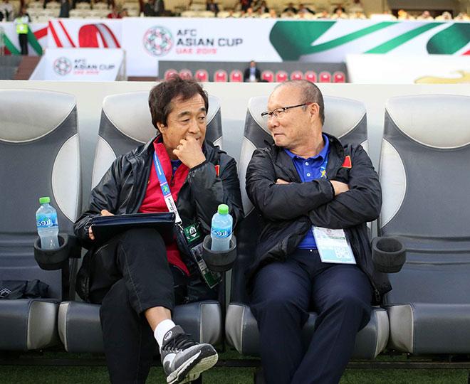 CHÍNH THỨC: Trợ lý của HLV Park Hang Seo dẫn dắt U23 Việt Nam - 1