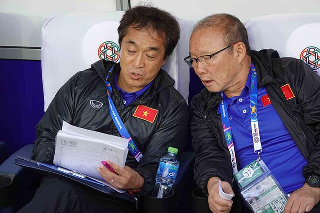CHÍNH THỨC: Trợ lý của HLV Park Hang Seo dẫn dắt U23 Việt Nam - 2