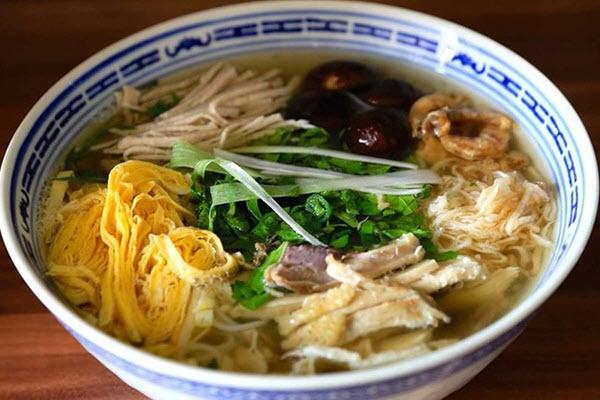 Bún thang: Đỉnh cao ẩm thực Hà thành - 2