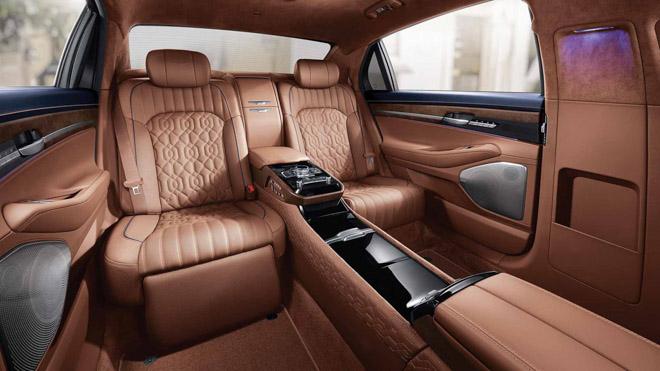 "Genesis tiếp tục ra mắt sedan hạng sang giá ""rẻ"" G90 Limousine - 6"