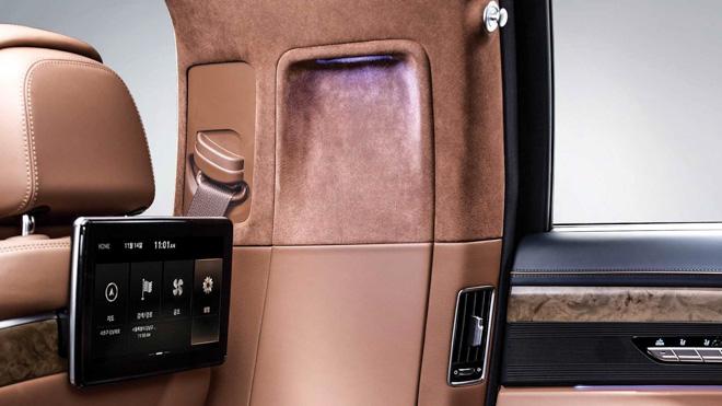 "Genesis tiếp tục ra mắt sedan hạng sang giá ""rẻ"" G90 Limousine - 8"