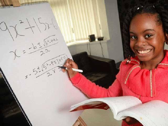 Thiên tài toán học nhỏ tuổi khiến cả nước Anh phải trầm trồ - 2