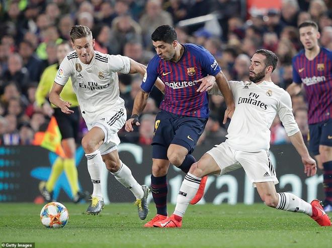 """Siêu kinh điển Real Madrid – Barcelona: """"Tiểu Neymar"""" đọ tài Messi - 1"""