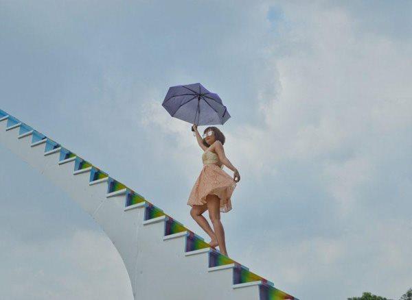 Xuất hiện 'cầu vồng chân mây' ở Sài Gòn khiến dân tình muốn xách balo lên và đi - 11