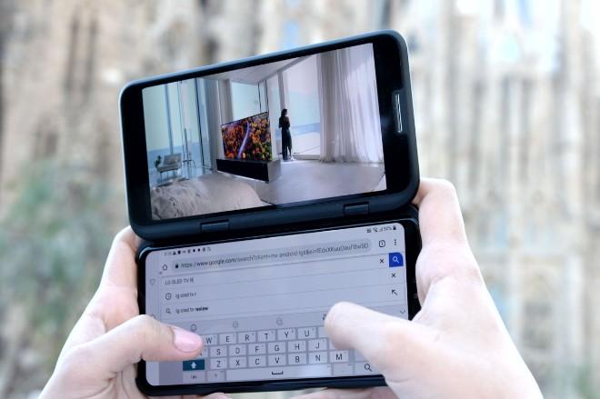 LG phản đòn Samsung và Huawei bằng loạt smartphone khủng - 2