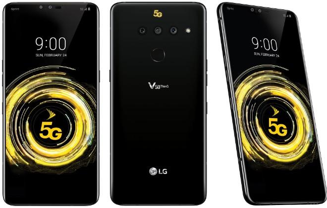 LG phản đòn Samsung và Huawei bằng loạt smartphone khủng - 1