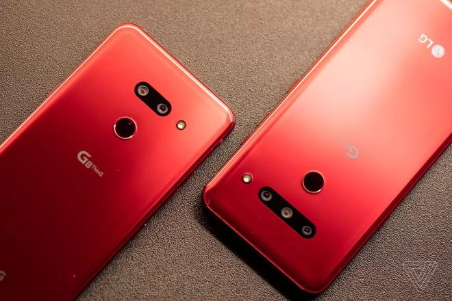 LG phản đòn Samsung và Huawei bằng loạt smartphone khủng - 3