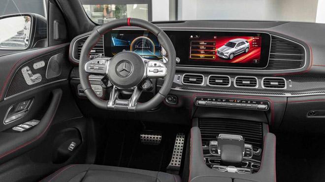 """Mercedes-Benz trình làng phiên bản """"trùm cuối"""" GLE53 4Matic+ 2020, giá bán từ 1,4 tỷ đồng - 10"""