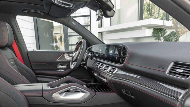 """Mercedes-Benz trình làng phiên bản """"trùm cuối"""" GLE53 4Matic+ 2020, giá bán từ 1,4 tỷ đồng - 9"""