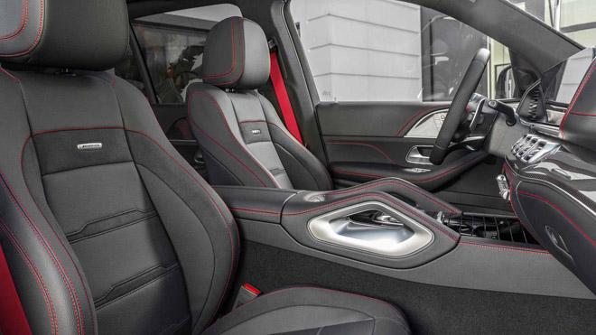 """Mercedes-Benz trình làng phiên bản """"trùm cuối"""" GLE53 4Matic+ 2020, giá bán từ 1,4 tỷ đồng - 8"""
