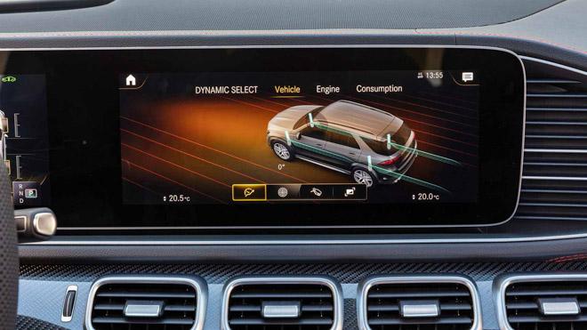 """Mercedes-Benz trình làng phiên bản """"trùm cuối"""" GLE53 4Matic+ 2020, giá bán từ 1,4 tỷ đồng - 11"""