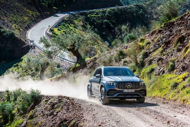 """Mercedes-Benz trình làng phiên bản """"trùm cuối"""" GLE53 4Matic+ 2020, giá bán từ 1,4 tỷ đồng - 12"""