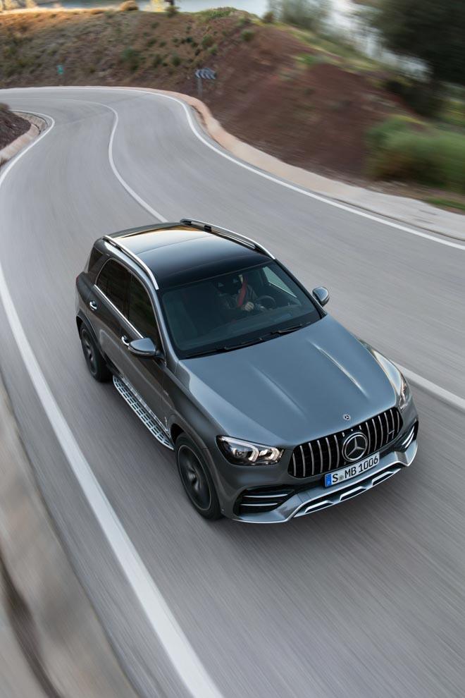 """Mercedes-Benz trình làng phiên bản """"trùm cuối"""" GLE53 4Matic+ 2020, giá bán từ 1,4 tỷ đồng - 13"""