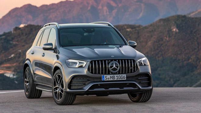 """Mercedes-Benz trình làng phiên bản """"trùm cuối"""" GLE53 4Matic+ 2020, giá bán từ 1,4 tỷ đồng - 7"""