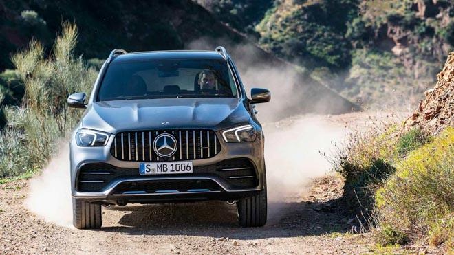 """Mercedes-Benz trình làng phiên bản """"trùm cuối"""" GLE53 4Matic+ 2020, giá bán từ 1,4 tỷ đồng - 4"""