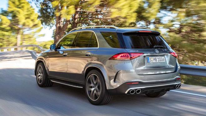 """Mercedes-Benz trình làng phiên bản """"trùm cuối"""" GLE53 4Matic+ 2020, giá bán từ 1,4 tỷ đồng - 3"""
