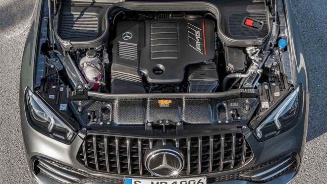 """Mercedes-Benz trình làng phiên bản """"trùm cuối"""" GLE53 4Matic+ 2020, giá bán từ 1,4 tỷ đồng - 6"""