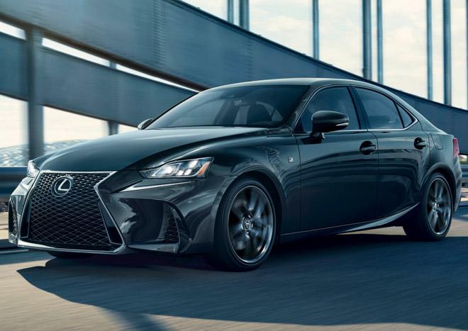 Lexus IS300 F-Sport bổ sung thêm bản đặc biệt Black Line, động cơ V6 mạnh 260 mã lực - 3