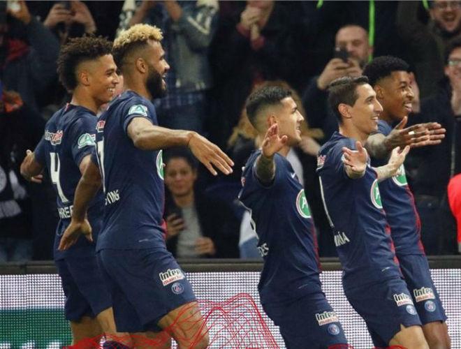 """PSG - Dijon: """"Thiên thần"""" tung cánh chôn vùi tí hon - 1"""