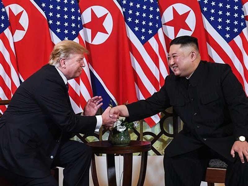 Thượng đỉnh Mỹ-Triều: Cú bắt tay lịch sử tại Hà Nội - 2