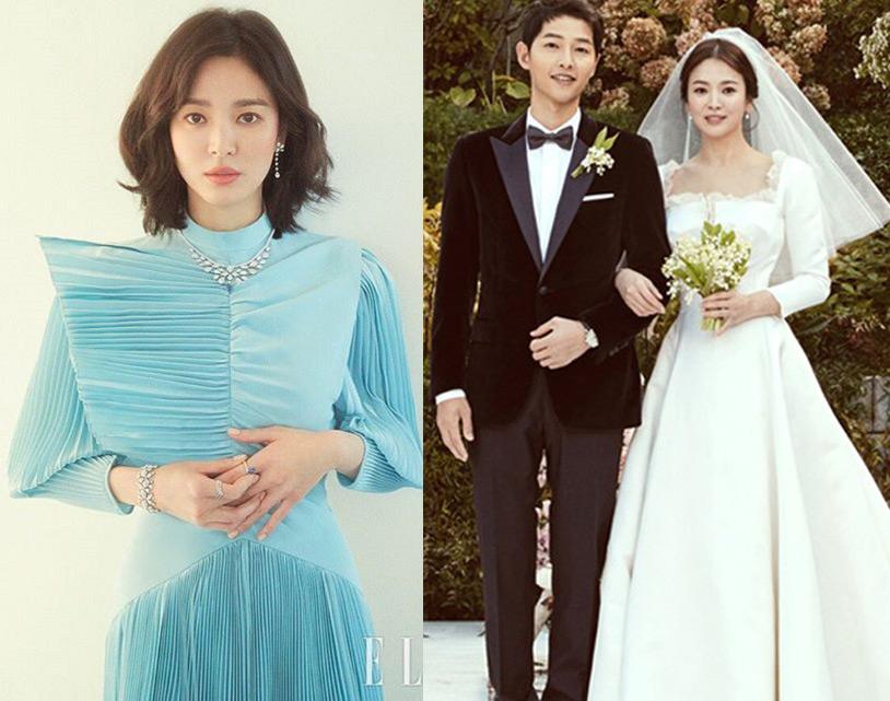 4 bí quyết để Song Hye Kyo trẻ mãi dù đã 40 tuổi - 1