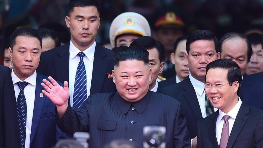 Lịch trình dự kiến 2 ngày thăm chính thức Việt Nam của Chủ tịch Kim Jong Un - 1