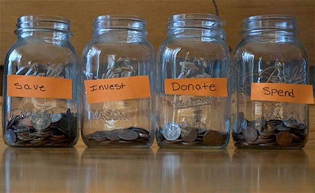 Tiền nhiều để làm gì và cách dạy con tiêu tiền từ lúc lên 3 - 2