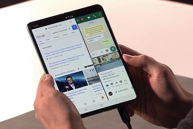 Giới phân tích tin Apple khó có thể cạnh tranh với Galaxy Fold của Samsung - 2