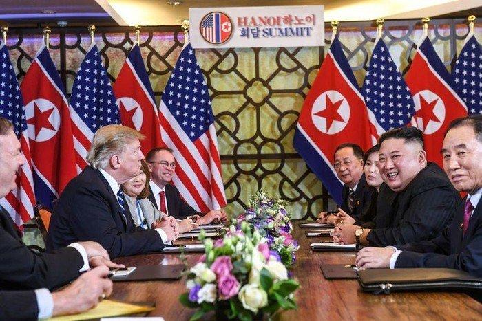 """Những chuyện chưa biết về """"hậu trường"""" Thượng đỉnh Mỹ - Triều tại Hà Nội - 2"""