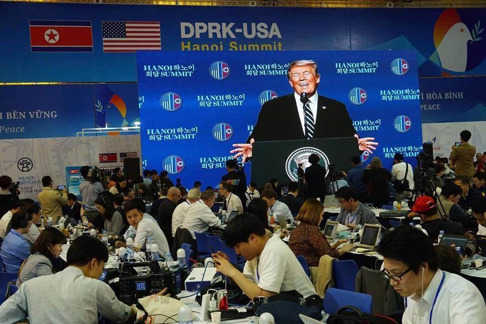 """Những chuyện chưa biết về """"hậu trường"""" Thượng đỉnh Mỹ - Triều tại Hà Nội - 3"""