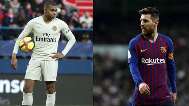"""""""Thần đồng"""" Mbappe ghi 7 bàn/5 trận: MU khó cản, vượt Ronaldo tranh tài Messi - 1"""